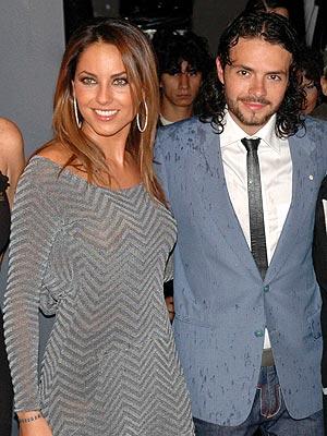 Bárbara Mori y José María Torre