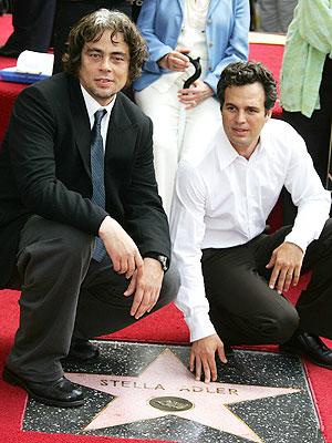 Benicio del Toro y Mark Ruffalo