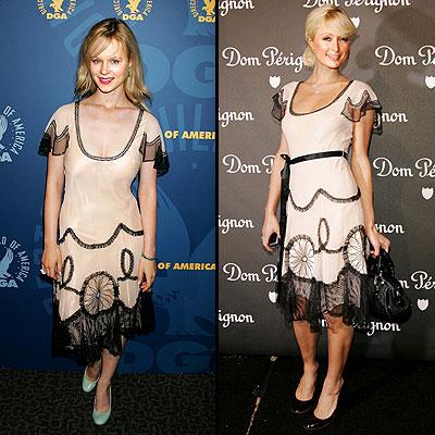 Paris Hilton y Thora Birch