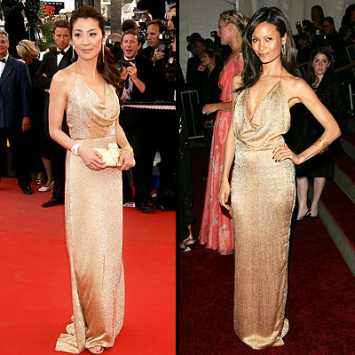 Michelle Yeoh y Thandie Newton