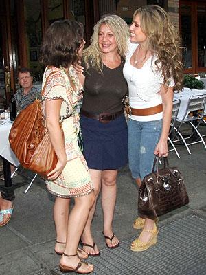 Camila sodi, Ernestina Sodi y Thalia Sodi.
