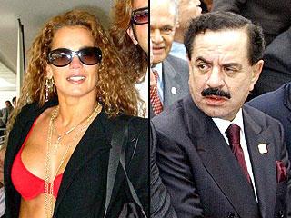 Niurka Marcos y Francisco Ealy Ortíz