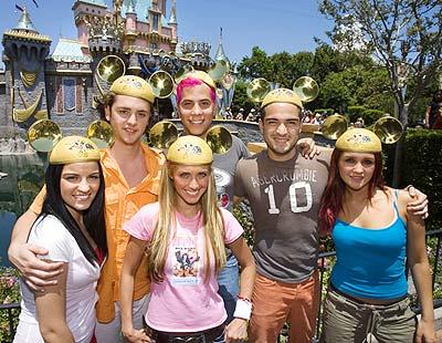 RBD en Disneyland.