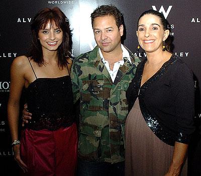 Aislinn Derbez, Alvin Valley y María Francisca Rocha