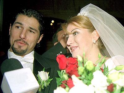 Arturo Carmona y Alicia Villarreal