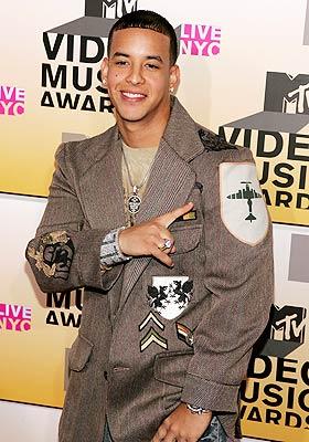 Daddy Yankee en los VMA.