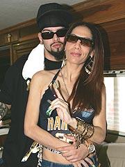Omar Navarro y Ivy Queen en 2005.