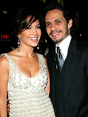 Jennifer López y Marc Anthony