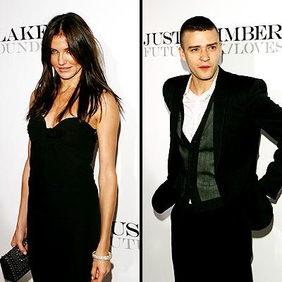 Cameron Díaz y Justin Timberlake.