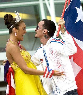 Zuleyka Rivera y Chelo