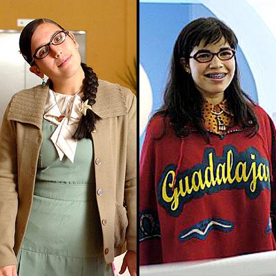 La fea mas bella y Ugly Betty