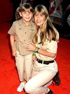 Bindi y Terri Irwin