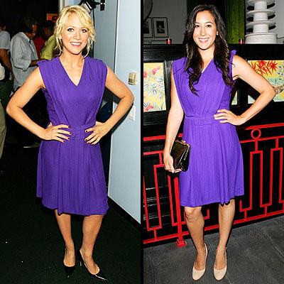 Brittany Snow y Vanessa Carlton