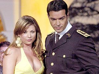 Ludwika Paleta y Pablo Montero