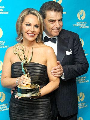 Maria Elena Salinas y Don Francisco