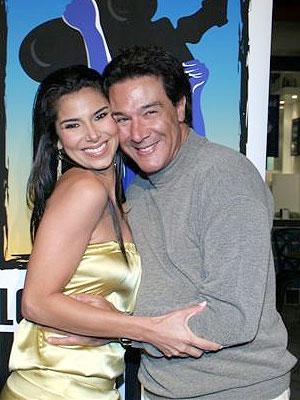 Roselyn Sanchez y Fernando Allende
