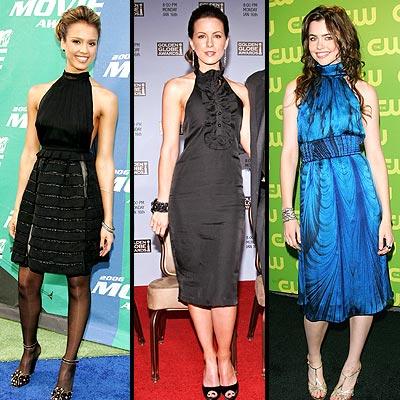 Jessica Alba, Kate Beckinsale y Nicole Linkletter.