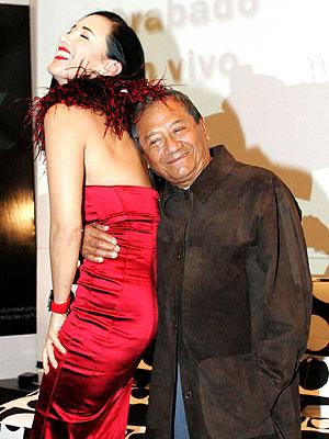 Susana Zabaleta y Armando Manzanero