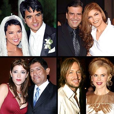 Adamari y FonsiAna Bárbara y PirruJuan Osorio y EmirethNicole y Keith