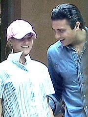 Ilithia Manzanilla y Jaime Camil