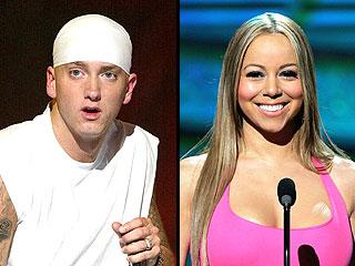 Eminem y Mariah Carey