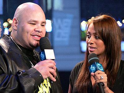 Fat Joe y LaLa Vazquez