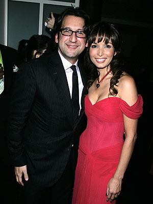 Peter Castro y Giselle Blondet
