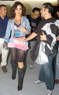 Gloria Trevi y Armando Gómez Martínez