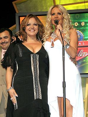 Jenni Rivera y Lorena Herrera