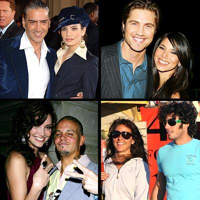 Alejandro y AyariRoselyn y EricDenisse Quiñones y ResidenteKate del Castillo y Aaron