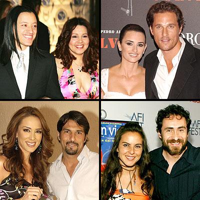 Elvis Crespo, Ana Ceruto, Penelope Cruz, Matthew McConaughey, Jacqueline Bracamonetes, Arturo Carmona, Kate del Castillo, Demain Bichir