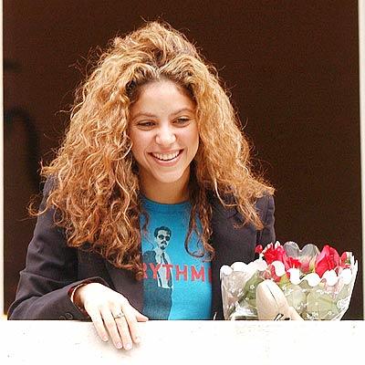 Shakira en Argentina.