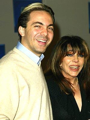 Christian Castro y Verónuca Castro