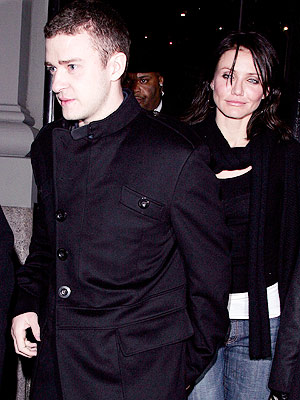 Justin Timberlake y Cameron Diaz