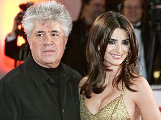 Pedro Almodovar y Penélope Cruz