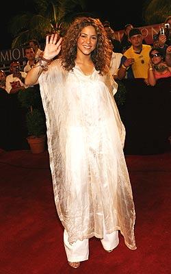 ¿Qué te pasó, Shakira?