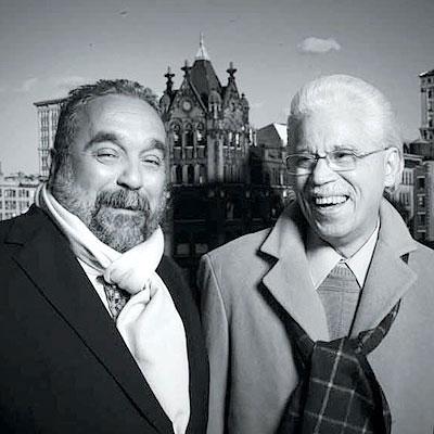Willie Colón y Johnny Pacheco