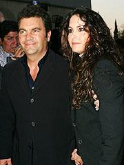 Mijares y Lucero juntos en noviembre del 2006.