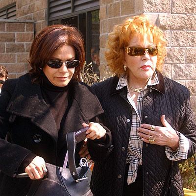 María Sorte y Silvia Pinal