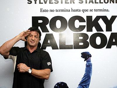 Stylvester Stallone