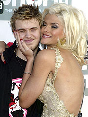 Anna Nicole y Daniel Smith