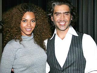 Beyonce y Alejandro Fernandez