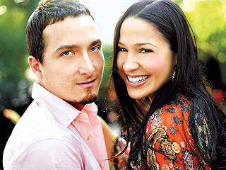 Obie Bermudez y Jennifer Peña