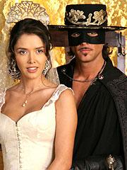 Marlene Favela y Christian Meier