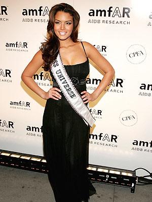 Miss Universo Zuleyka Rivera