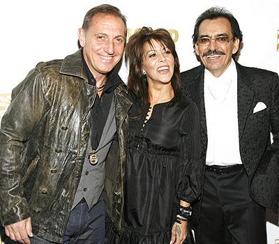 Franco De Vita, Alejandra Guzman y Joan Sebastian