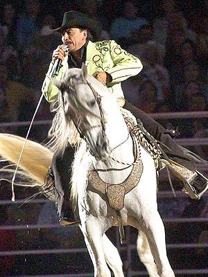 Señor de los caballos