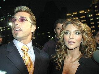 Sergio Mayer e Isabela Camil