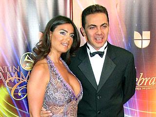 Valeria Liberman y Christian Castro