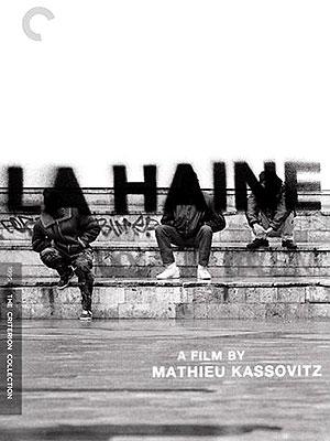 LA HAINE - DVD